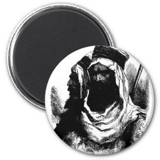 Fremen 6 Cm Round Magnet