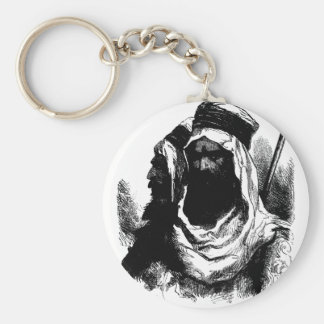 Fremen Basic Round Button Key Ring