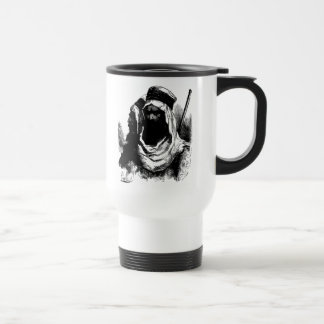 Fremen 15 Oz Stainless Steel Travel Mug