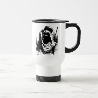 Fremen Stainless Steel Travel Mug
