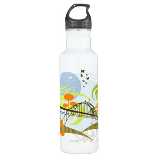 Fremont Bridge Liberty Bottle 710 Ml Water Bottle