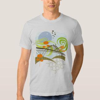Fremont Bridge Portland T-Shirt