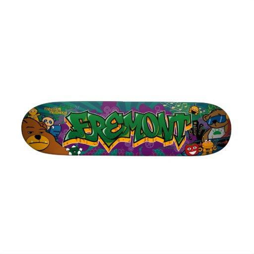 Fremont Skateboard