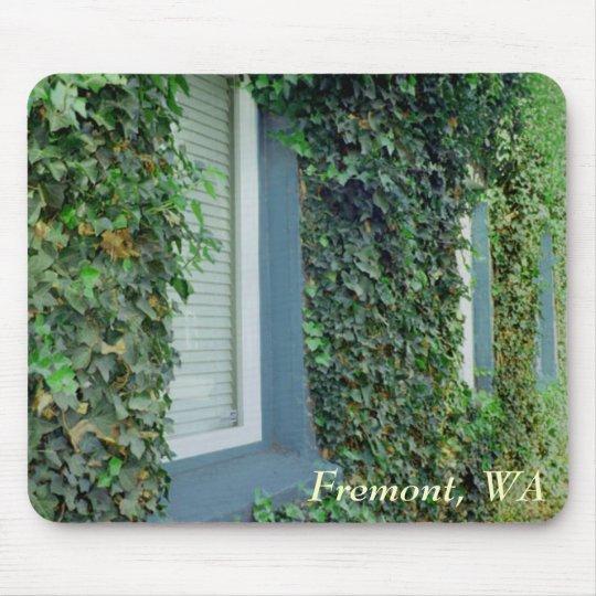 Fremont, WA mousepad