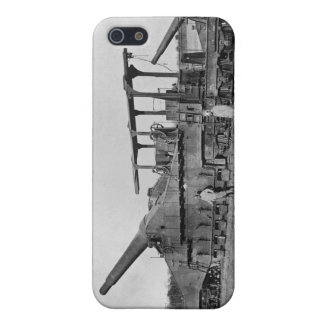 French 320 mm Railway Gun 1910s iPhone 5 Cover