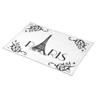 French Accent Placemat