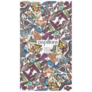 French Art Nouveau Butterflies Papillon Tablecloth