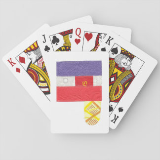 French Baguette Playing Card