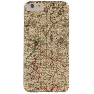 French battlefields and roads barely there iPhone 6 plus case