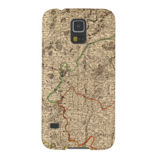 French battlefields and roads cases for galaxy s5