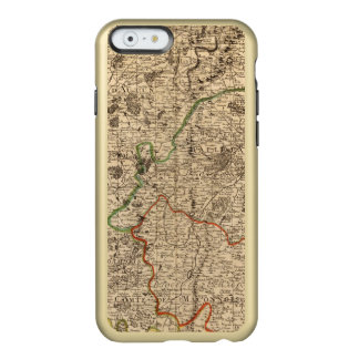 French battlefields and roads incipio feather® shine iPhone 6 case