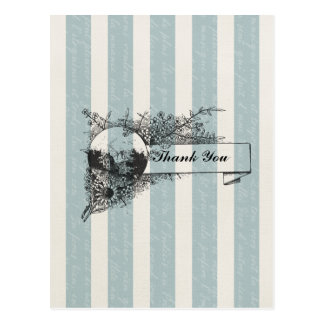 French Bird Postcard
