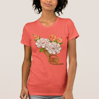 French Bouquet (Ladies T-Shirt) T-Shirt