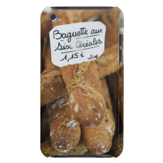 French bread at a market iPod Case-Mate case