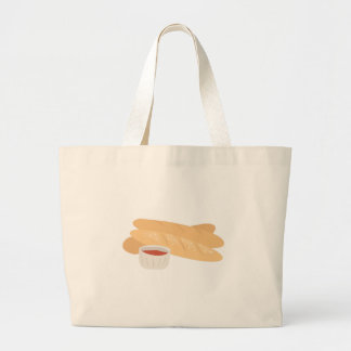 French Bread Canvas Bags