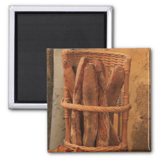 French bread by ProvenceProvence Magnet