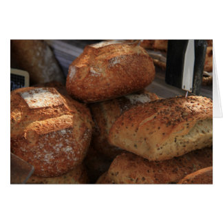 French bread by ProvenceProvence Note Card