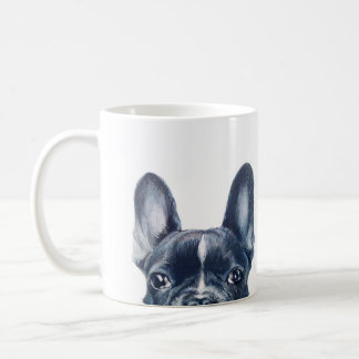 French Bull dog mug