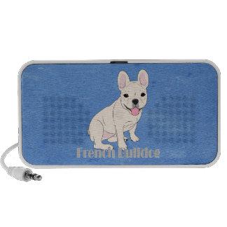 French Bulldog 1 Travel Speakers