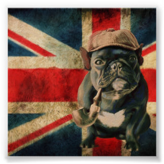 French Bulldog 2 Poster