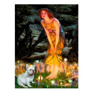 French Bulldog 4 - MidEve Postcards