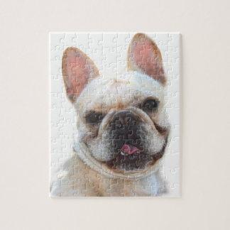 French bulldog 8x10 Photo Puzzle with Tin