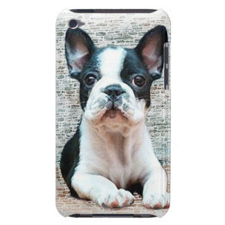 French bulldog art ipod touch case