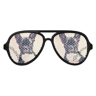French Bulldog Aviator Sunglasses