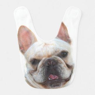 French Bulldog Baby Bib