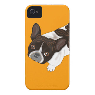 French Bulldog Bailey iPhone 4 Case-Mate Cases