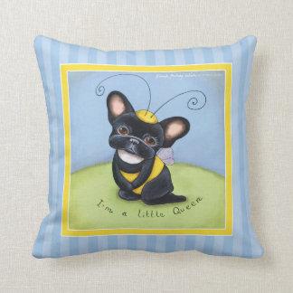 French Bulldog Bee Cushion