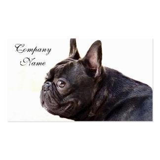 French Bulldog Business Card