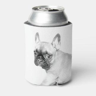 French Bulldog Can Cooler