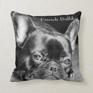 French Bulldog Pillow