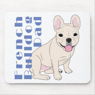 French Bulldog Dad 1 Mousepad