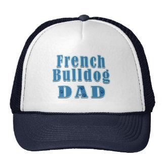French Bulldog Dad Trucker Hats