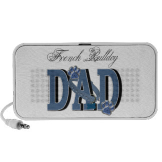 French Bulldog DAD iPhone Speakers