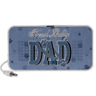 French Bulldog DAD Portable Speaker