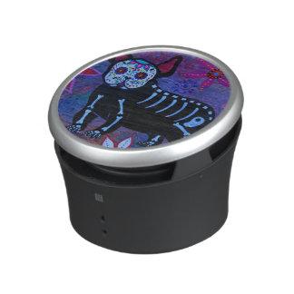 French Bulldog Dia de los Muertos Bluetooth Speaker