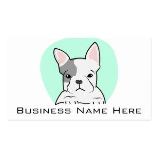 French Bulldog, Digital Illustration, Dog Pack Of Standard Business Cards