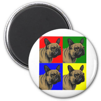 French Bulldog Does Primary Magnet