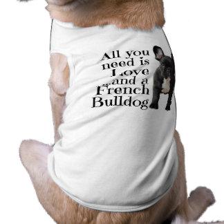 French Bulldog Dog Clothes - Love