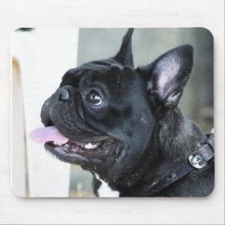 French bulldog dog mouse mat