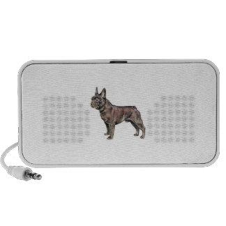 French Bulldog Doodle Speaker System