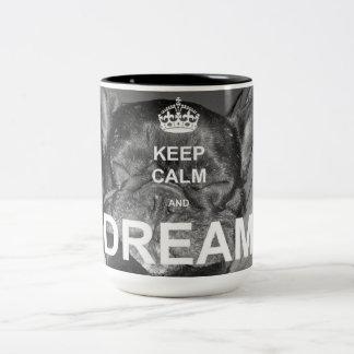 French Bulldog Dream Mug