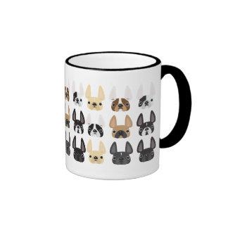 French Bulldog Friends Mug
