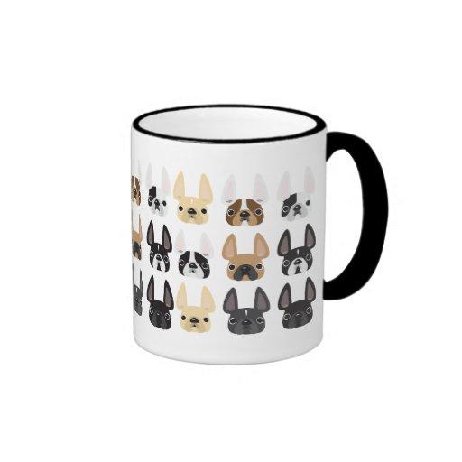 French Bulldog & Friends Mug