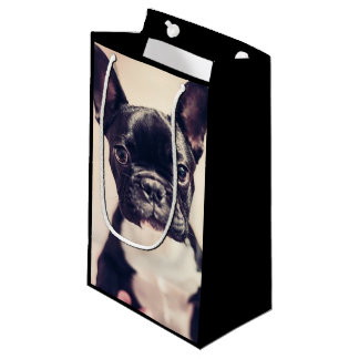 French Bulldog giftbag Small Gift Bag