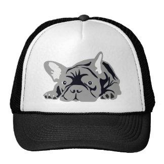 French Bulldog grey Cap