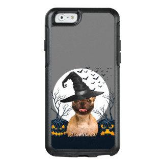 French Bulldog Halloween Pumpkin Patch OtterBox iPhone 6/6s Case